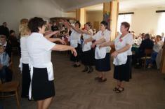 Zástěrkový ples - 2.3.2013