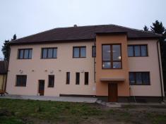 Zateplení budovy obecního úřadu 2014