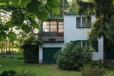 Kersko - bývalá chata spisovatele Bohumila Hrabala